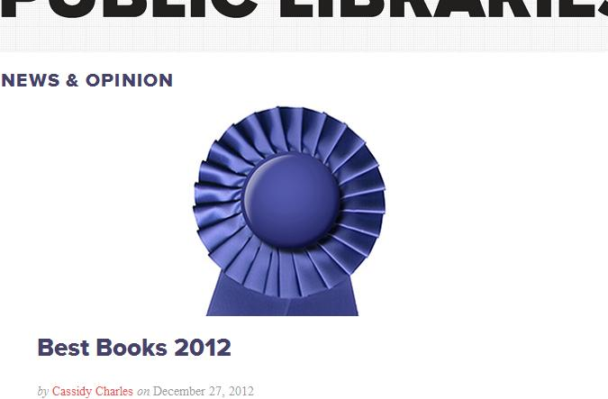 Best Books 2012