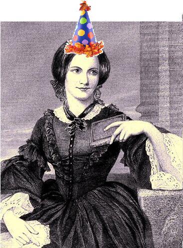 Happy Birthday, Anne Bronte