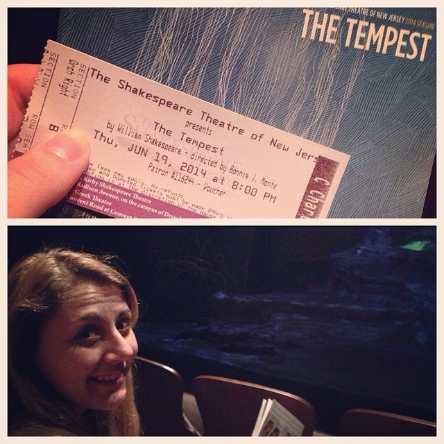 The Tempest - Shakespeare Theatre of New Jersey